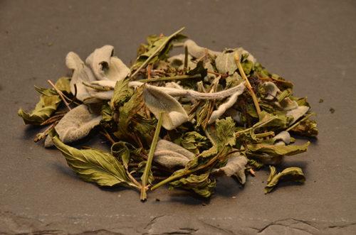 Tisane Digestive - La Jabotte - Le domaine des 1000 plantes